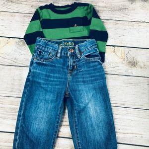 Baby Gap Boys 12-18 month set